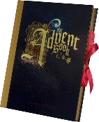 "The Advent Book ~ Heirloom Edition ~ ""More Imperfect"" Cover"